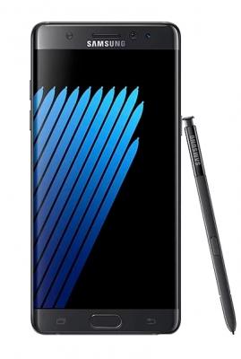 Диагностика Galaxy Note 7